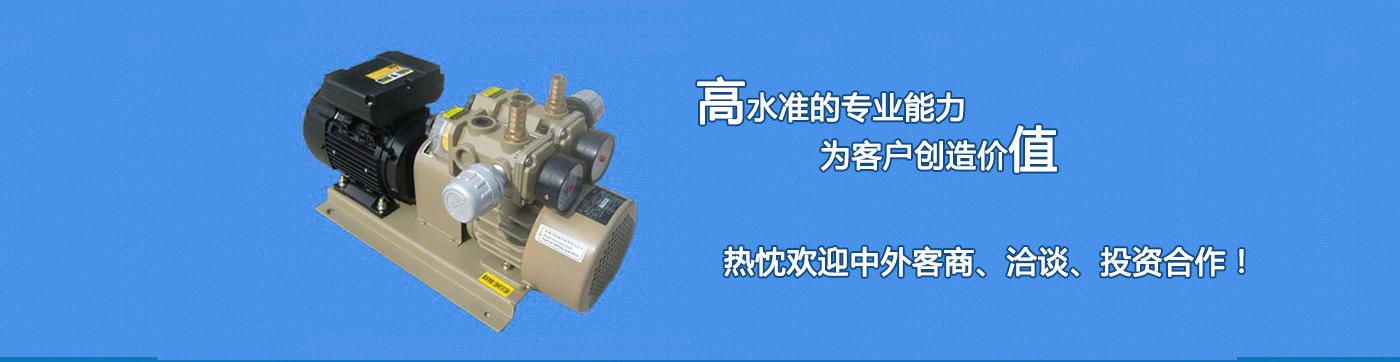无油式单泵