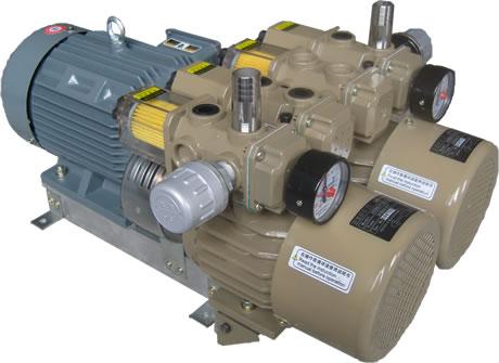 上海WZB80-P无油真空泵